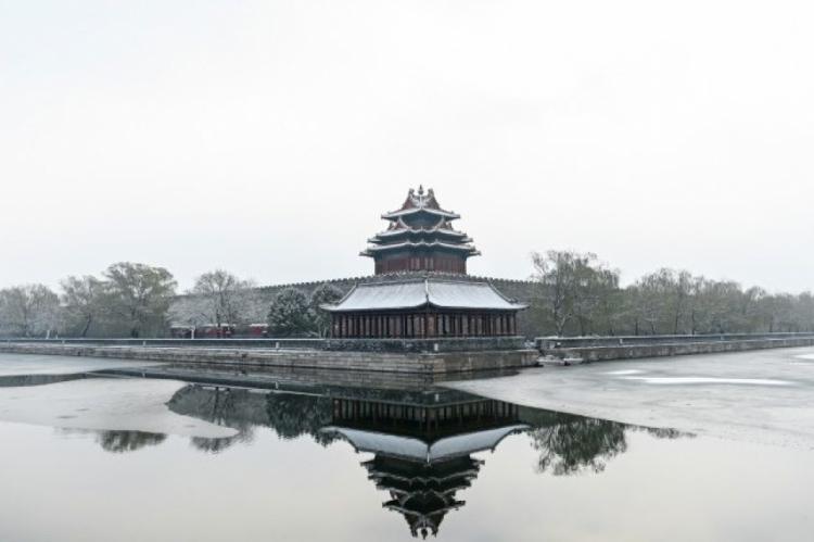 A Cidade Proibida, em Pequim