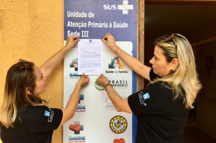 Todas as 16 unidades de saúde de Beberibe terão os serviços de Enfermagem suspensas após fiscalização do Coren