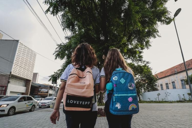 A Unesco destaca que o encerramento das escolas, mesmo que seja de forma temporária, traz um custo social e econômico alto. (Foto: Aurélio Alves)