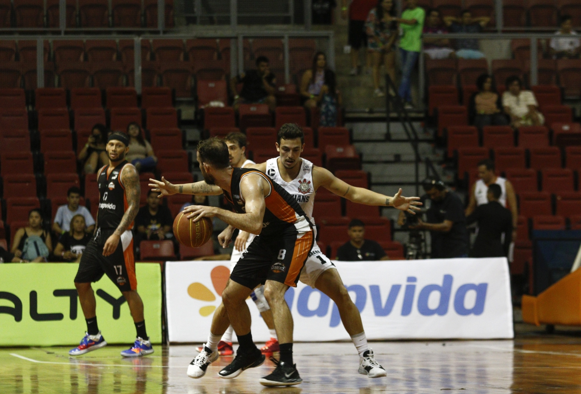 Basquete Cearense manda todos os seus jogos no ginásio do Centro de Formação Olímpica (CFO)