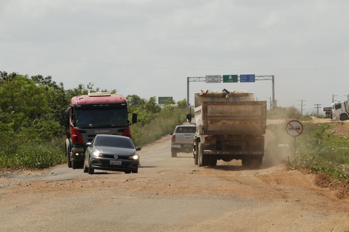 CONDIÇÕES da rodovia tem trazido prejuízos econômicos a diferentes empresas