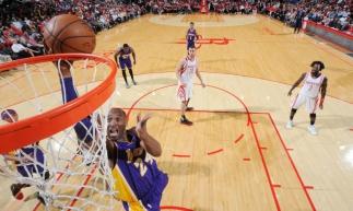 Kobe Bryant jogou num único time, o Los Angeles Lakers, na NBA