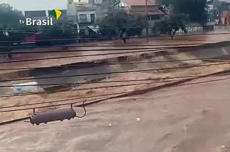 Enchentes e deslizamentos em Minas Gerais