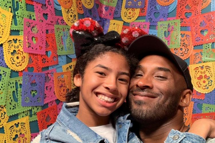 Kobe Bryant e a filha, Gianna, faleceram em queda de helicóptero  (Foto: Reprodução/Instagram)