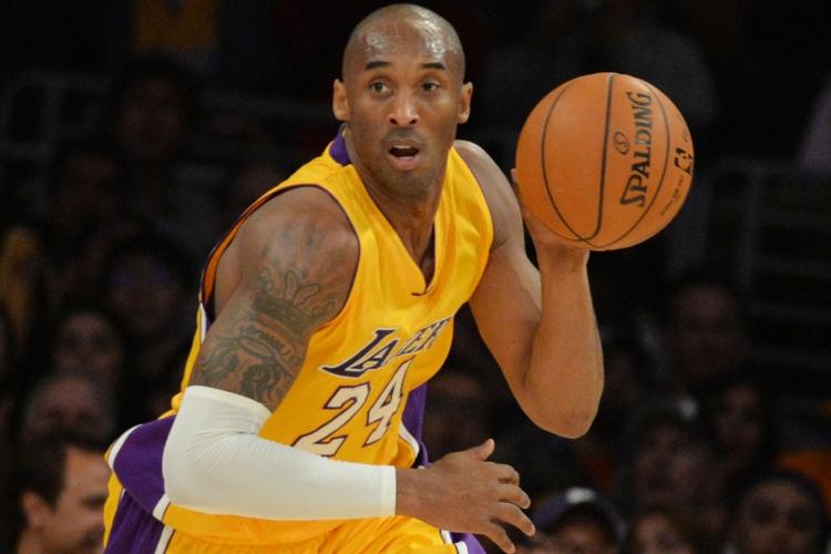 Kobe Bryant morreu aos 41 e deixou um legado no esporte (Foto: AFP)