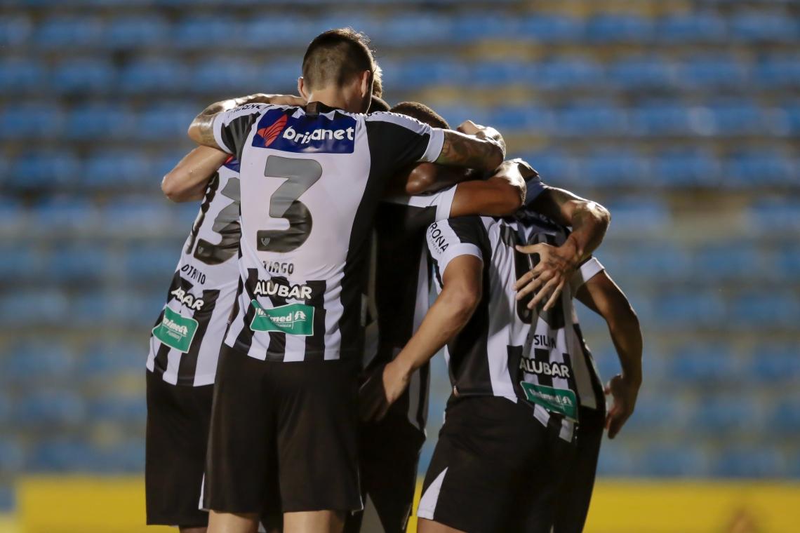 Ceará precisa apenas empatar contra o Bragantino-PA para avançar na Copa do Brasil