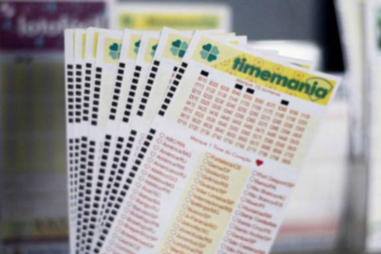 O resultado da Timemania Concurso 1438 será divulgado na noite deste terça, 28 de janeiro (28/01)