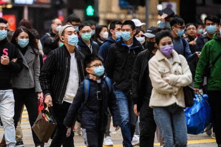 Apesar das medidas de segurança adotadas na China, número diário de mortos aumenta no país