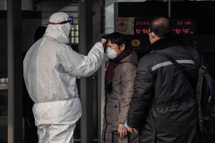 OMS faz alerta quanto a possível pandemia (Foto: NICOLAS ASFOURI / AFP)