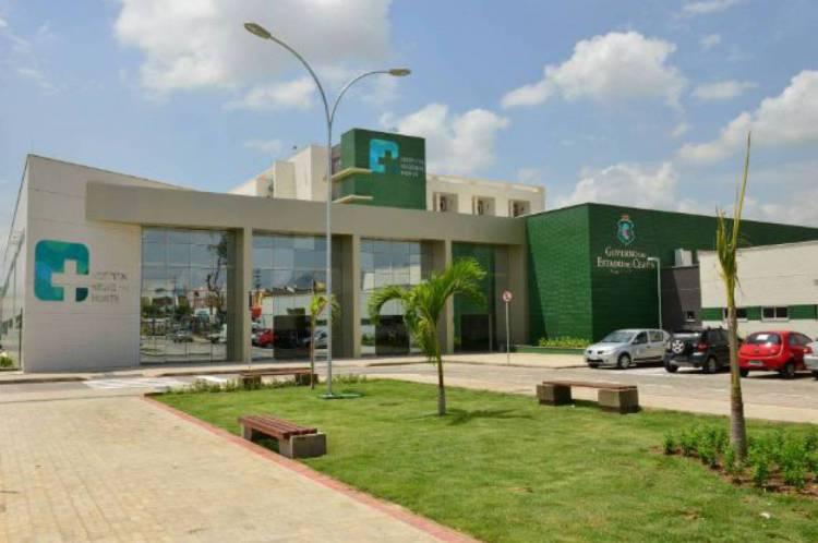 Jovem com suspeita de coronavírus seria transferido nesta noite para o Hospital Regional Norte, em Sobral