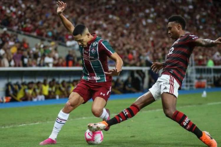 Flamengo e Fluminense jogam hoje, quarta, 12 de fevereiro (12/02), às 20 horas e 30 minutos, pela semifinal do 1º turno do Carioca. Confira onde assistir à transmissão ao vivo do jogo (Foto: Divulgação/Lucas Merçon)