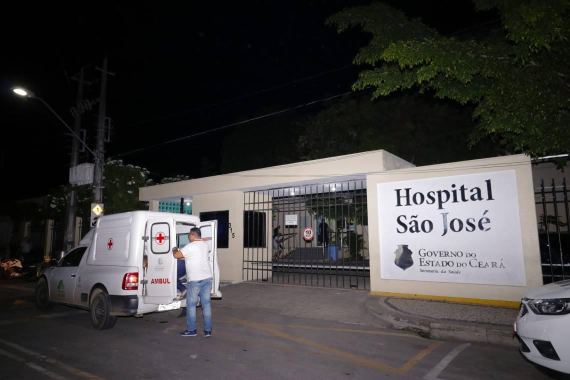 Paciente de Fortaleza com suspeita de coronavírus é médico e está ...