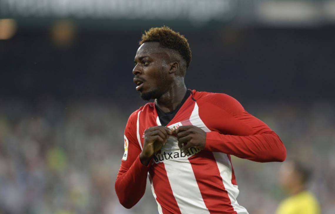 Iñaki Williams foi vítima de gritos racistas
