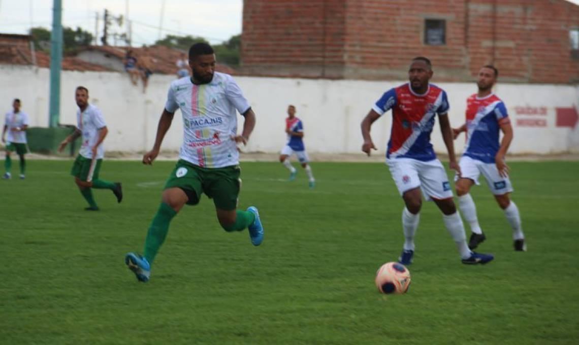 Pacajus e Barbalha já tinham se enfrentado na primeira fase do Campeonato Cearense