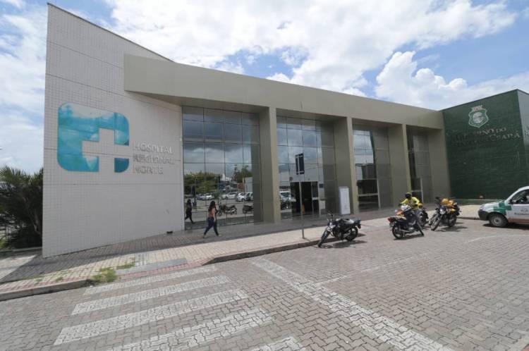 Paciente de 27 anos, com suspeita de coronavírus, está internado desde a noite de quarta-feira, 29, no Hospital Regional Norte, em Sobral