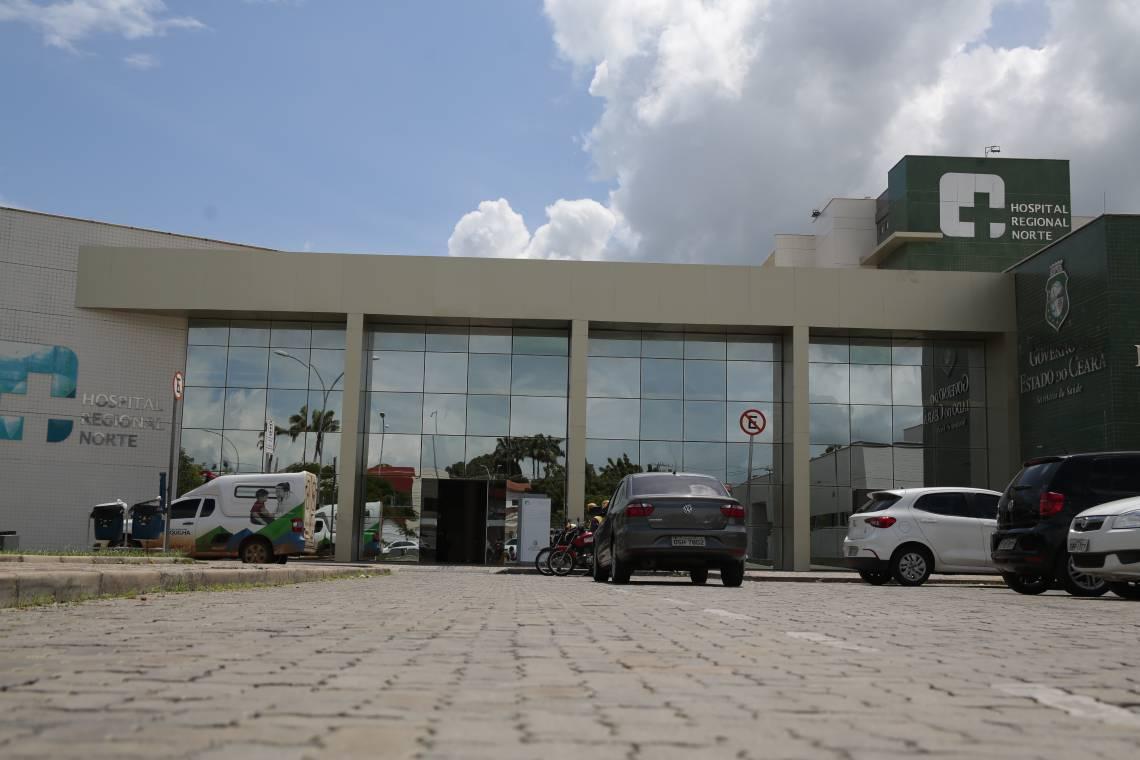 HOSPITAL REGIONAL Norte, em Sobral, e outras três unidades terão cardiologia, neurologia, oncologia e atendimento traumatológico para politraumatismo