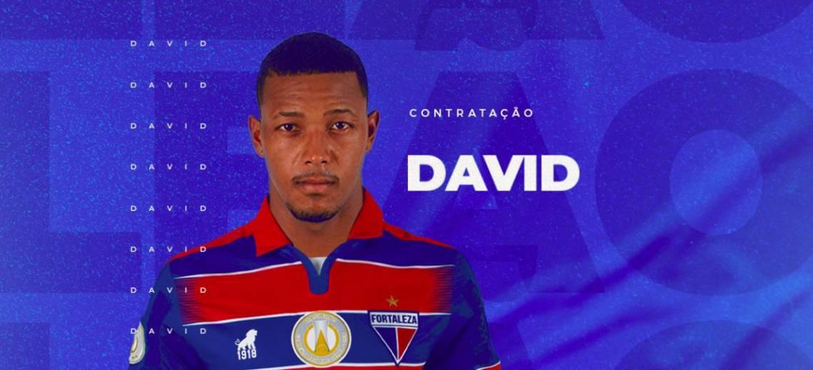 Jogador assinou contrato com o Leão por três temporadas.