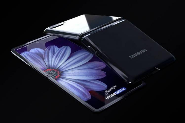 Samsung Galaxy Z Flip é o segundo celular dobrável da Samsung e deve vir com preço menor e especificações mais simples que o antecessor Galaxy Fold