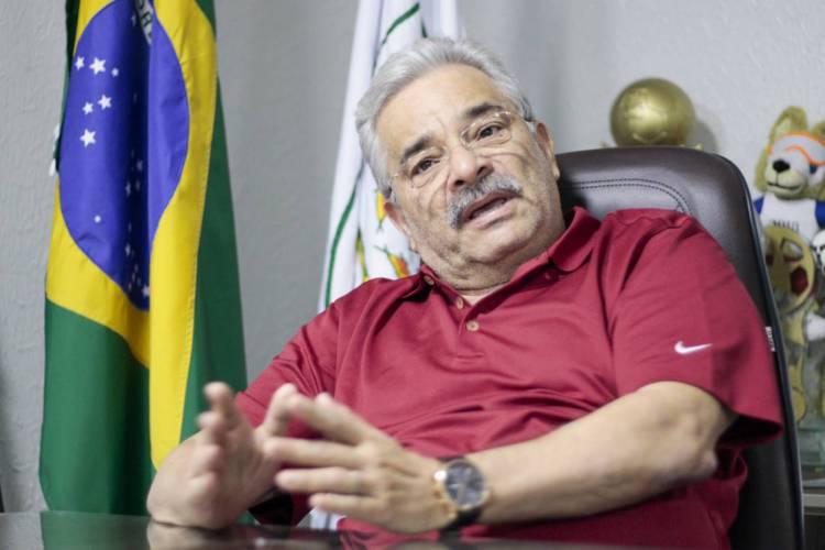 Mauro Carmélio acredita que a Copa do Nordeste pode começar a partir de 6 de julho, se o Ceará for escolhido como sede  (Foto: DEÍSA GARCÊZ/Especial para O POVO)