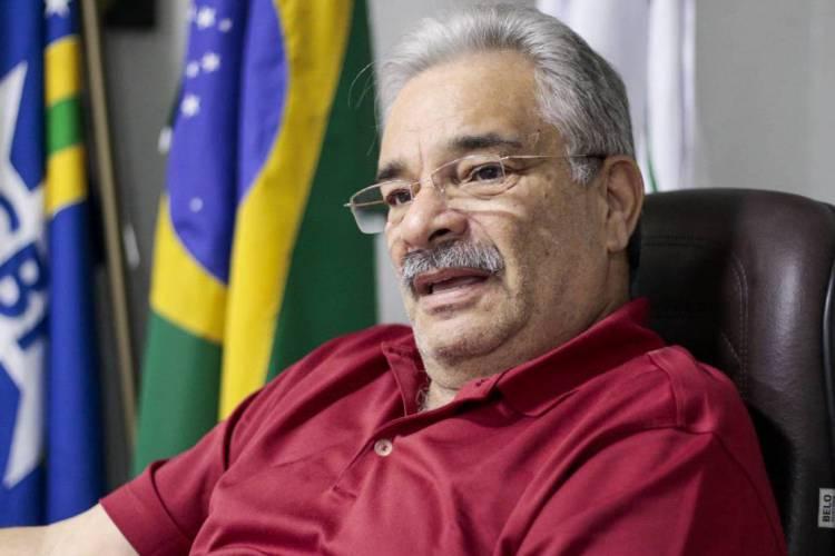 Dirigente vê situação como inusitada  (Foto: Deísa Garcêz/Especial para O POVO)