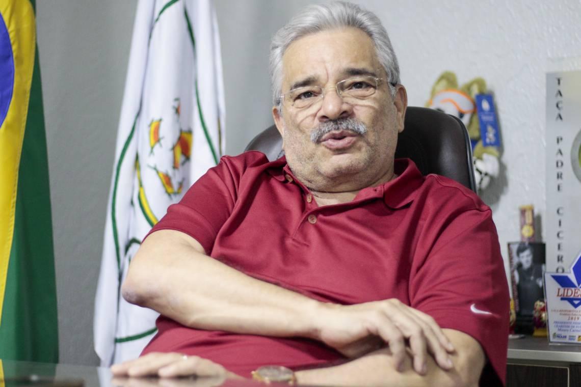 Mauro Carmélio tem participado do comitê da CBF que discute possibilidade de retomada do futebol