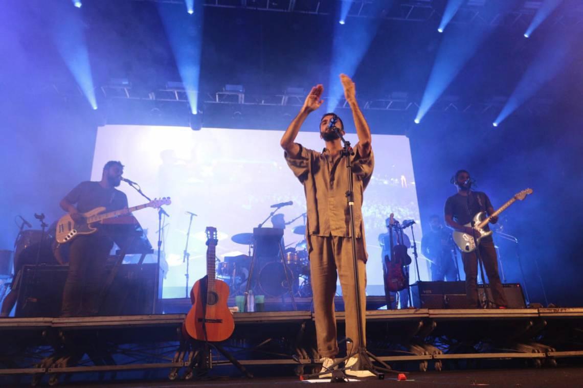 Cantor Silva se apresenta no festival I'Music 2020
