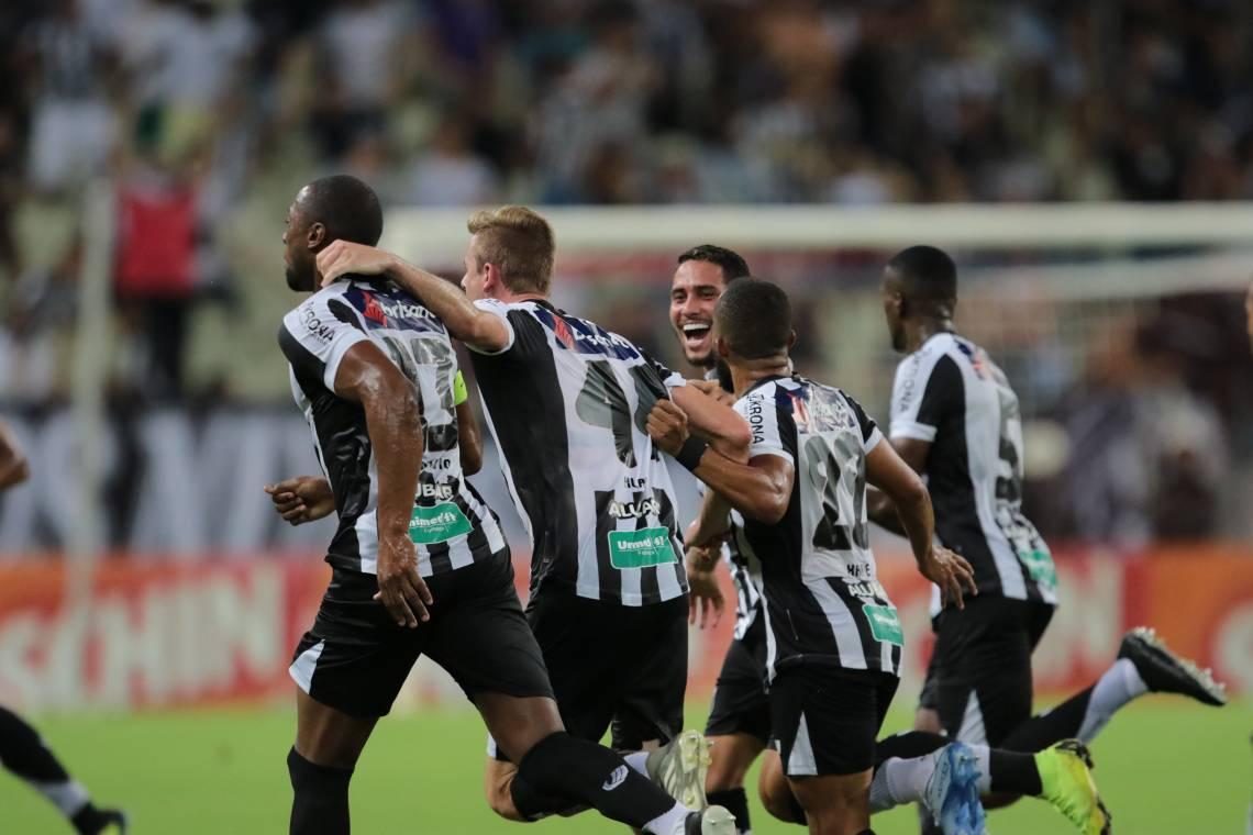 Ceará tem dois empates na Copa do Nordeste