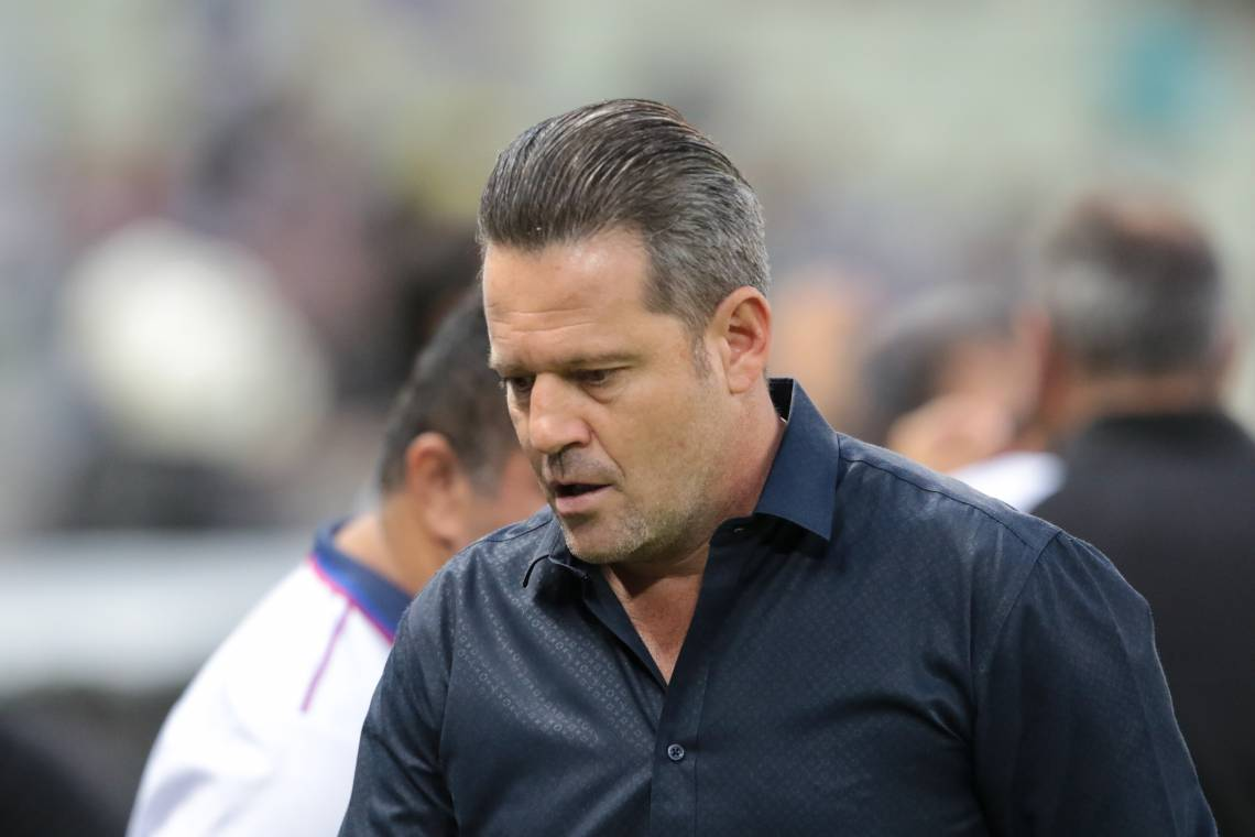 Argel Fucks afirmou que o Ceará jogou melhor e mereceu a vitória no Clássico-Rei.