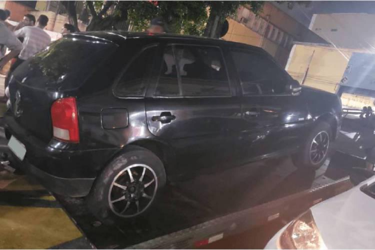 Quatro carros com paredões de som foram apreendidos neste domingo, 3. Segundo a Agefis, é a quinta ação do tipo nas últimas duas semanas na região