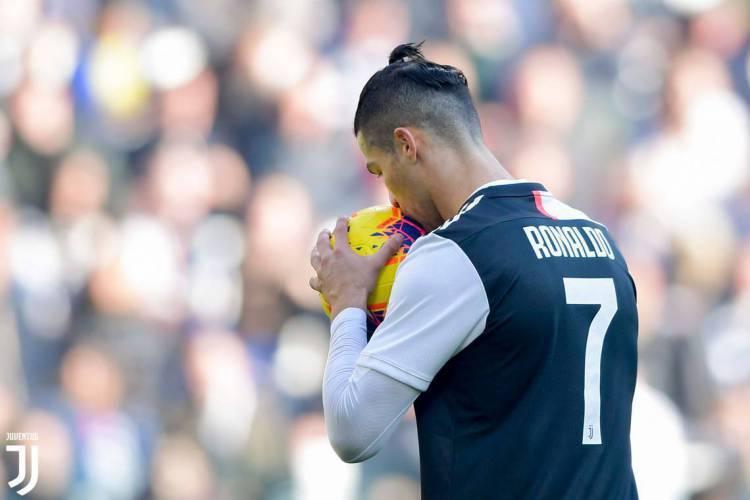 Cristiano Ronaldo, astro da Juventus e do futebol italiano  (Foto: Reprodução / Juventus FC)