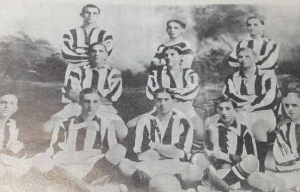 Um dos primeiros times da história do Ceará a conquistarem o Cearense