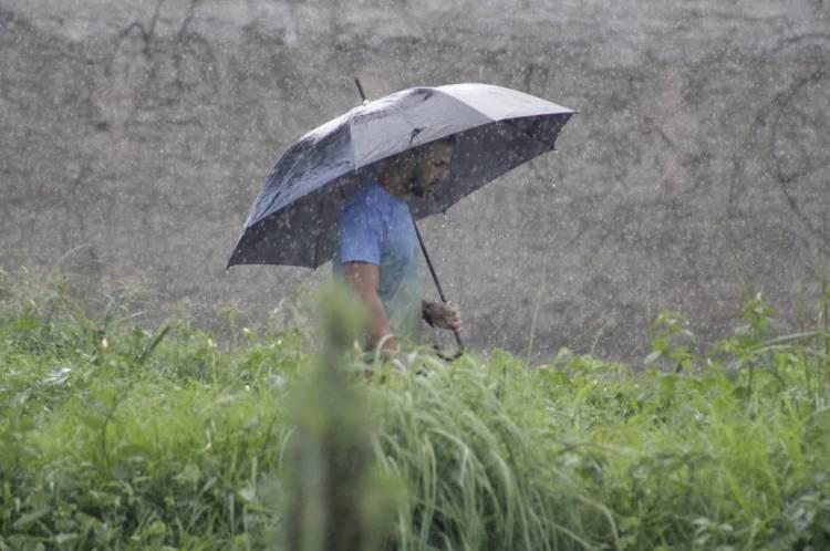 78 municípios registram chuvas nesta sexta-feira, 28