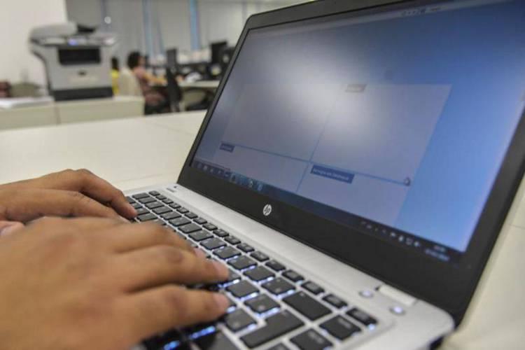 Vendas pela internet crescem durante período de isolamento social (Foto: Agência Brasil/EBC)
