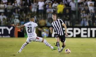 FORTALEZA, CE, BRASIL, 29-01-2020: Klaus. Ceará x Frei Paulistano no Estadio Presidente Vargas, pela Copa do Nordeste, com o empate em 2 x 2. (Foto: Aurelio Alves/O POVO).