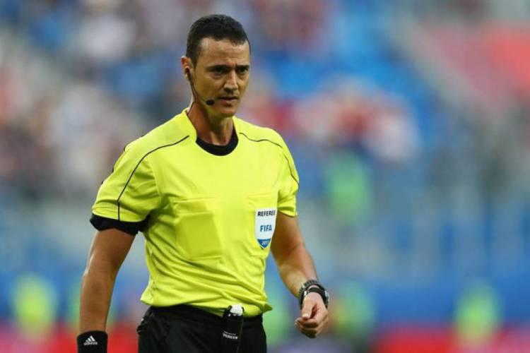 Wilmar Roldán é árbitro FIFA e já apitou várias finais continentais  (Foto: Divulgação)