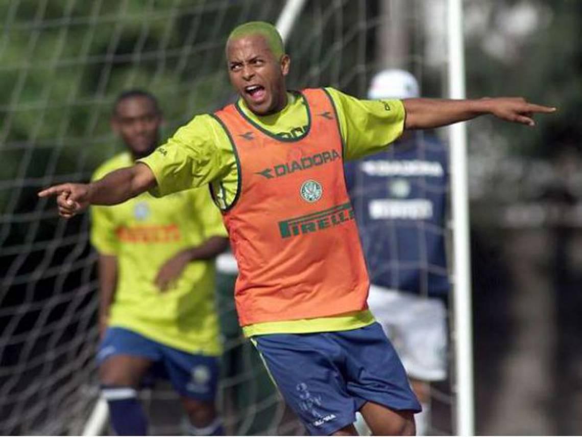 André Neles ganhou o apelido de 'André Balada' no Palmeiras
