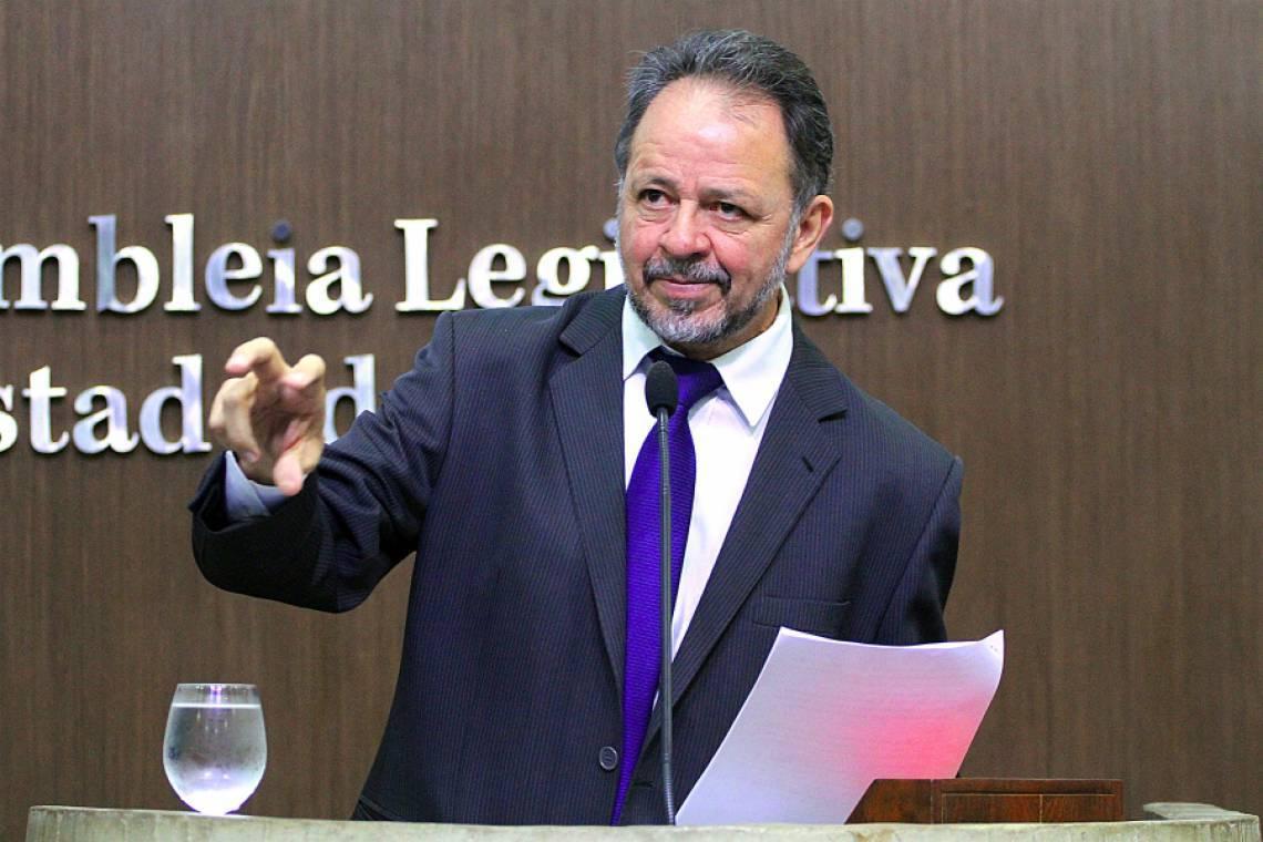 Acrisio Sena (PT() (Foto: Divulgação)