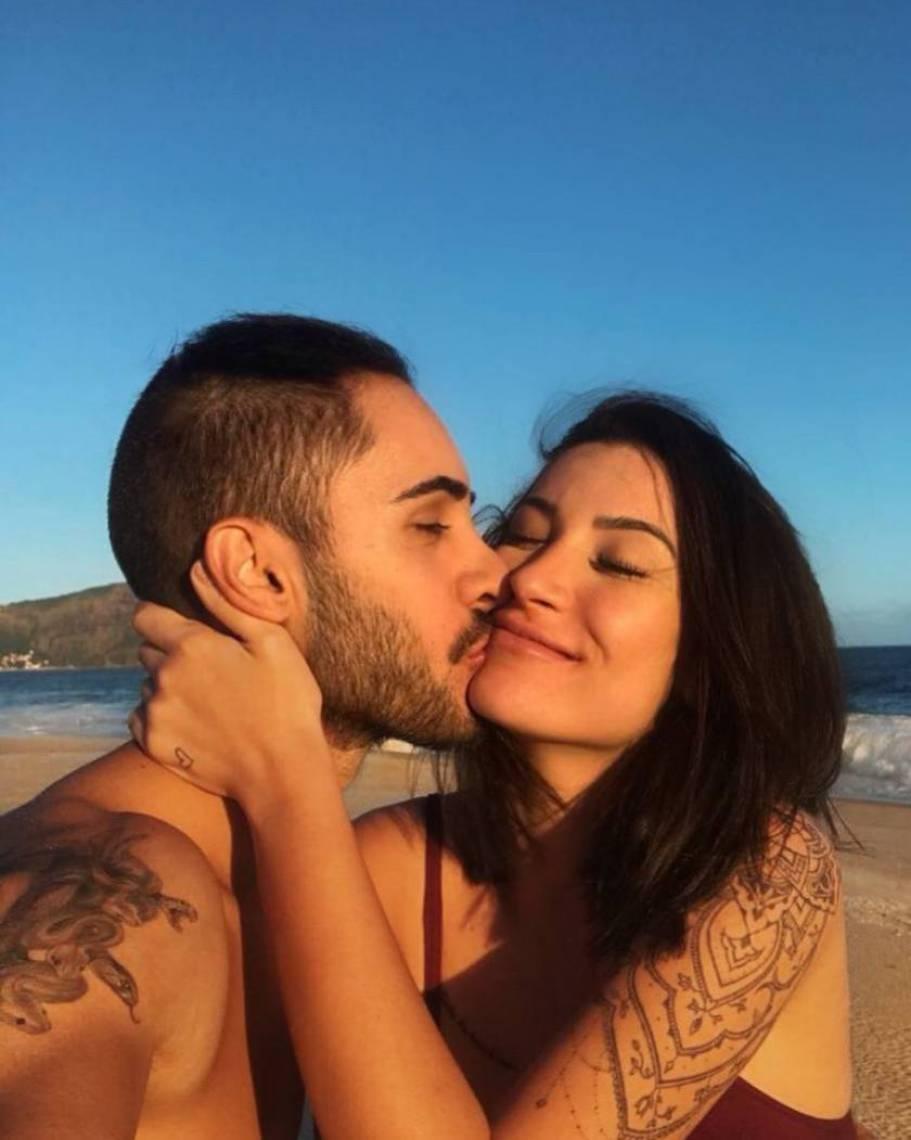 Integrante da banda Melim namora a influencer Bianca Andrade