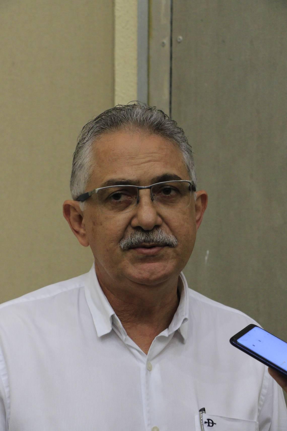 NILSON DINIZ diz que ainda há trânsito grande de pessoas se deslocando para Fortaleza
