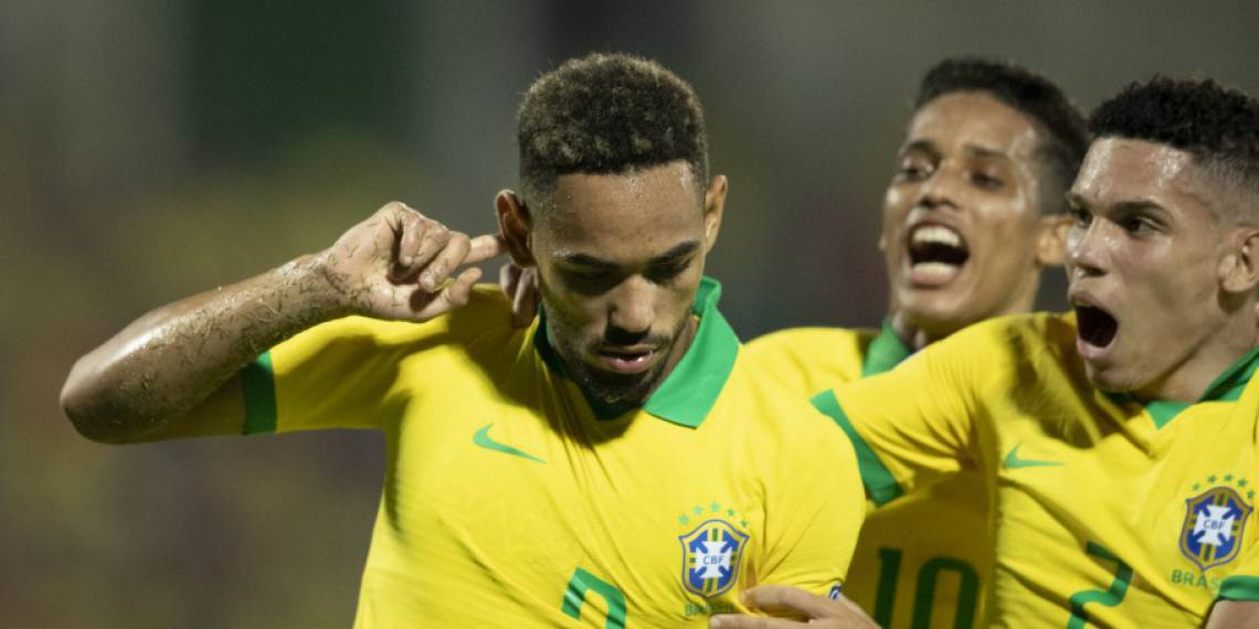 Brasil carimbou a vaga para Tóquio após vencer a Argentina por 3 a 0 neste domingo, na Colômbia.