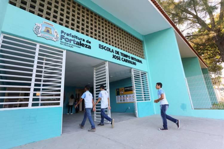 Escola municipal de Fortaleza