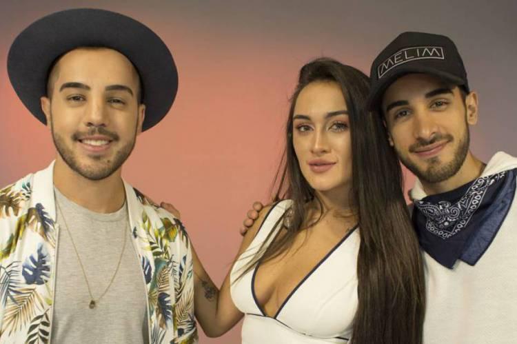 Namorado da sister Bianca Andrade é vocalista do Trio Melim