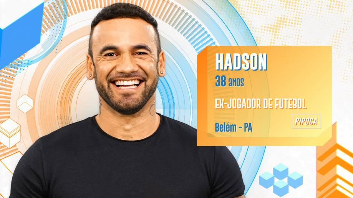 Hadson é o terceiro eliminado do BBB20, com 79,71% dos votos