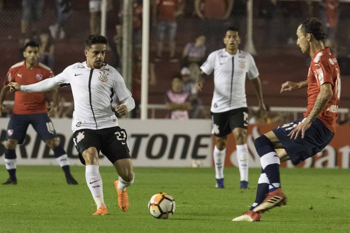 O Corinthians foi o único time brasileiro que venceu o Independiente em Avellaneda neste século.
