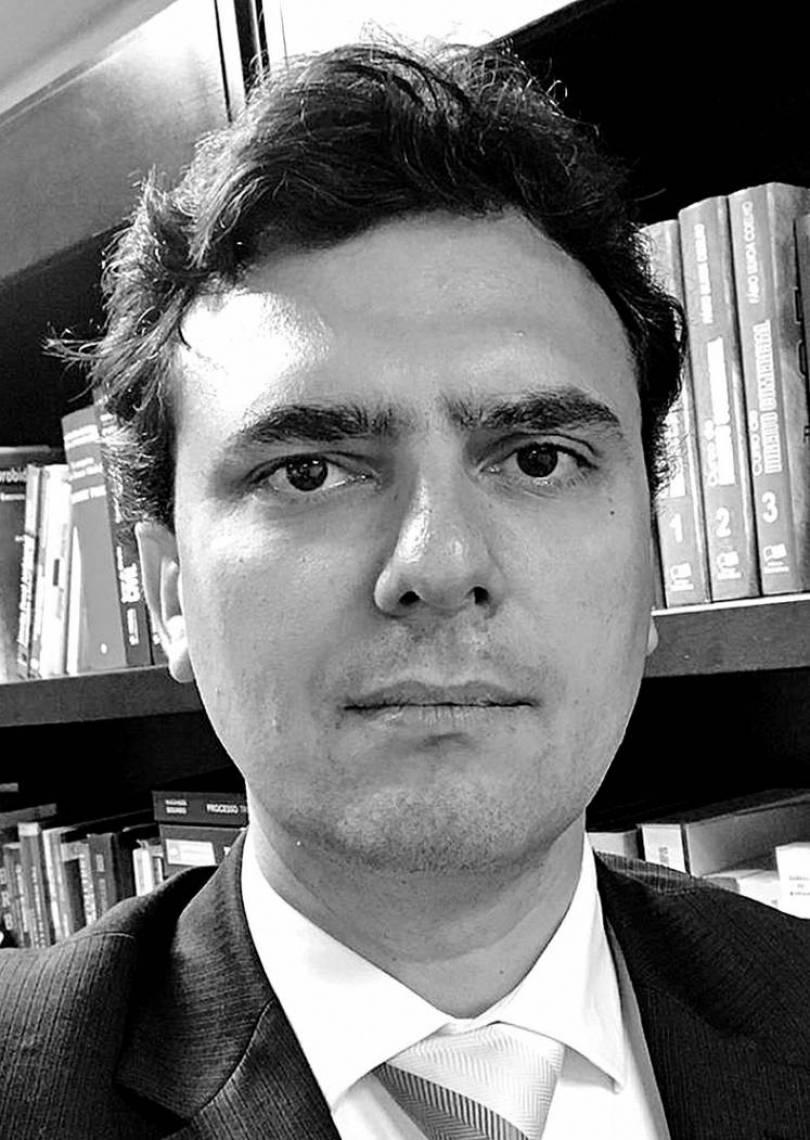 Nagibe de Melo Jorge Neto Juiz federal e professor da UniChristus