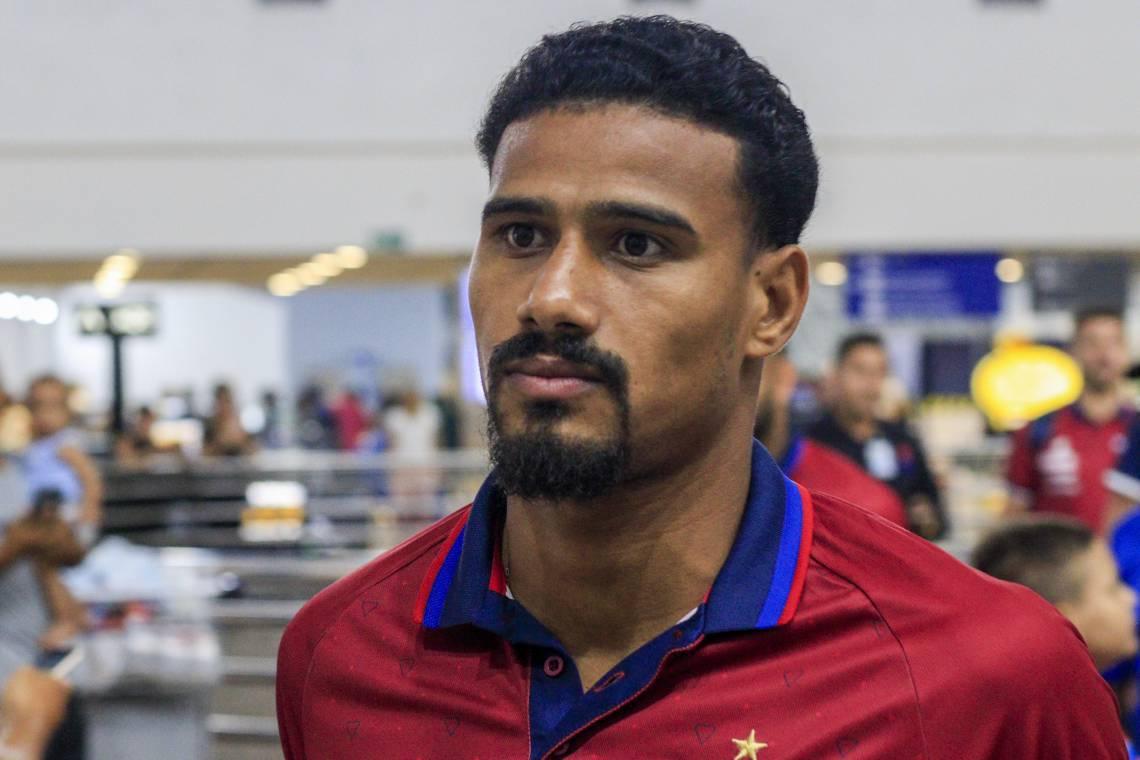 Gabriel Dias vem se firmando como titular de Ceni.