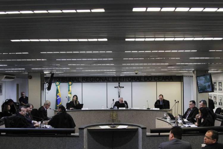 TRE-CE confirmou decisão que cassou chapa por fraude em cota de gênero (Foto: Beatriz Boblitz)
