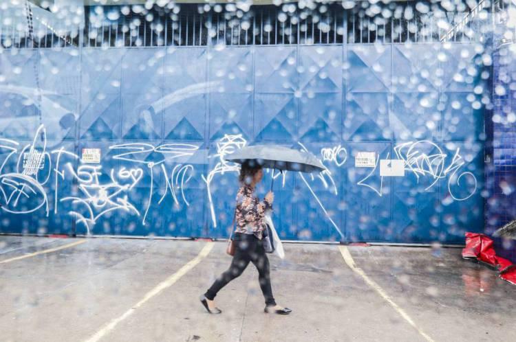 A macrorregião de Fortaleza registrou um dos maiores índices de chuva