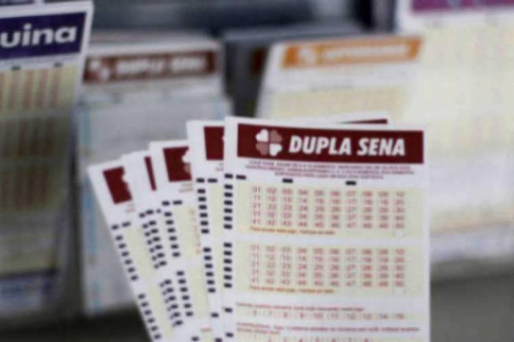 Resultado da Dupla-Sena Concurso 2050 de hoje, quinta-feira, 13 de Fevereiro (13/02)