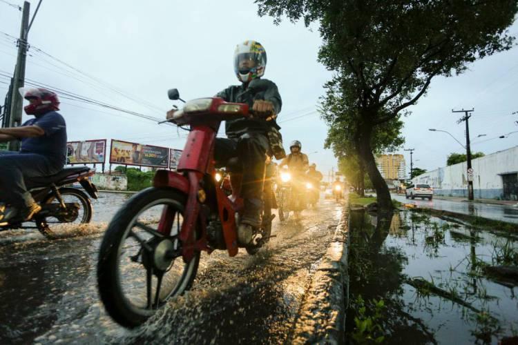 As vendas de motos mostraram no mês passado crescimento de 8,29% frente a agosto de 2019 (Foto: JÚLIO CAESAR)